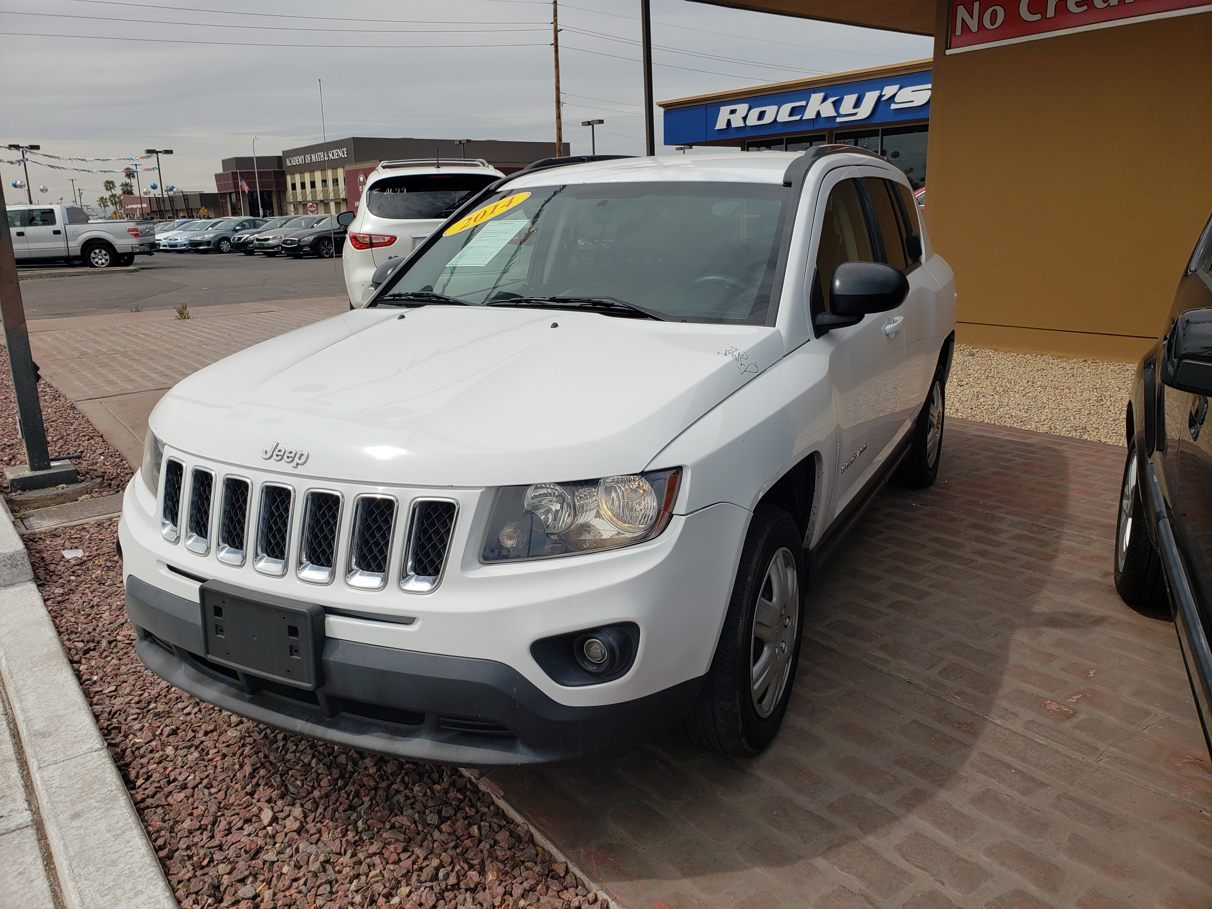 Pre-Owned 2014 Jeep COMPASS 4 DOOR WAGON