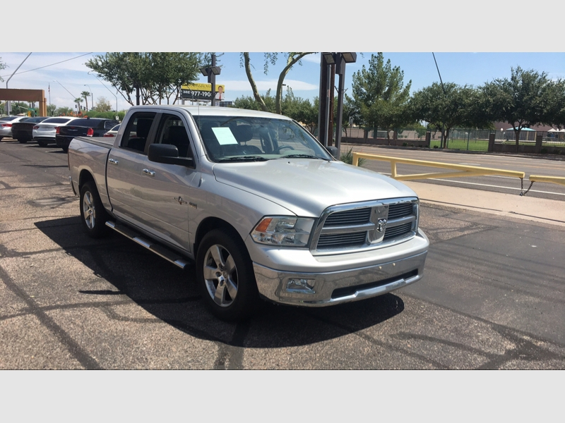 Pre-Owned 2012 RAM 1500 2WD Crew Cab 140.5 Lone Star