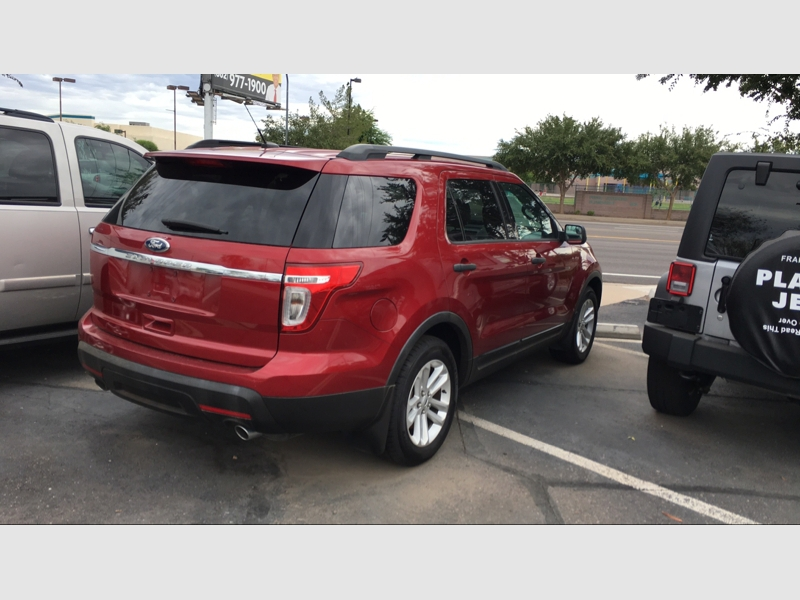 Pre-Owned 2015 Ford Explorer FWD 4dr Base