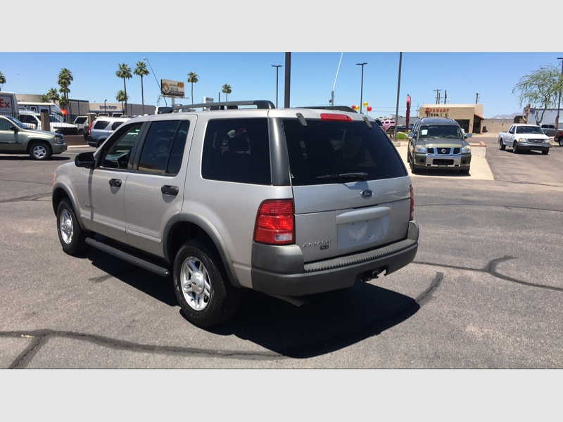 Pre-Owned 2002 Ford Explorer 4dr 114 WB XLS