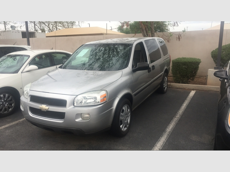 Pre-Owned 2007 Chevrolet Uplander 4dr Ext WB LS Fleet