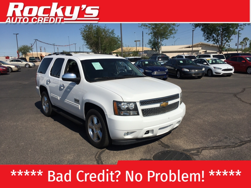 Pre-Owned 2012 Chevrolet Tahoe 2WD 4dr 1500 LS