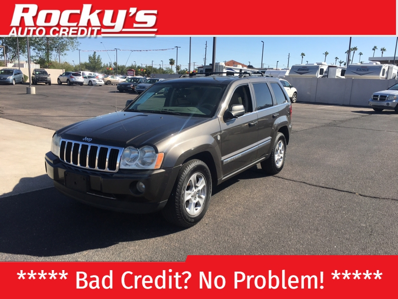 Pre-Owned 2005 Jeep Grand Cherokee 4dr Limited 4WD
