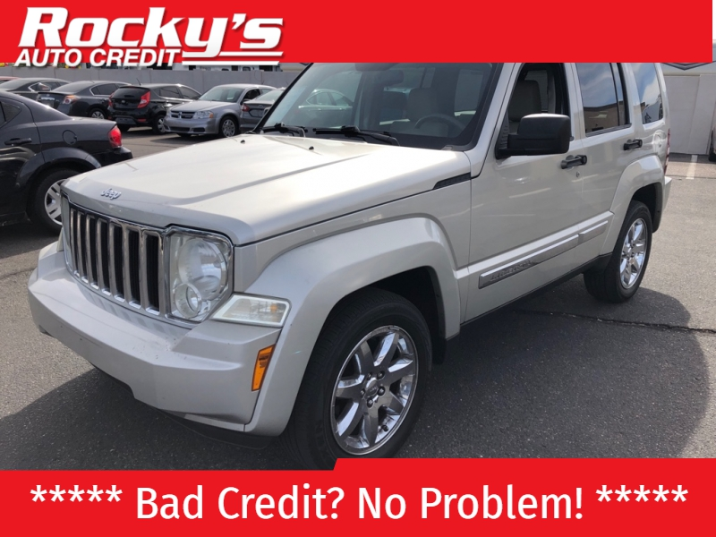 Pre-Owned 2009 Jeep Liberty RWD 4dr Limited