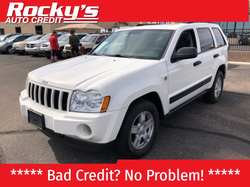 Pre-Owned 2005 Jeep Grand Cherokee 4dr Laredo 4WD