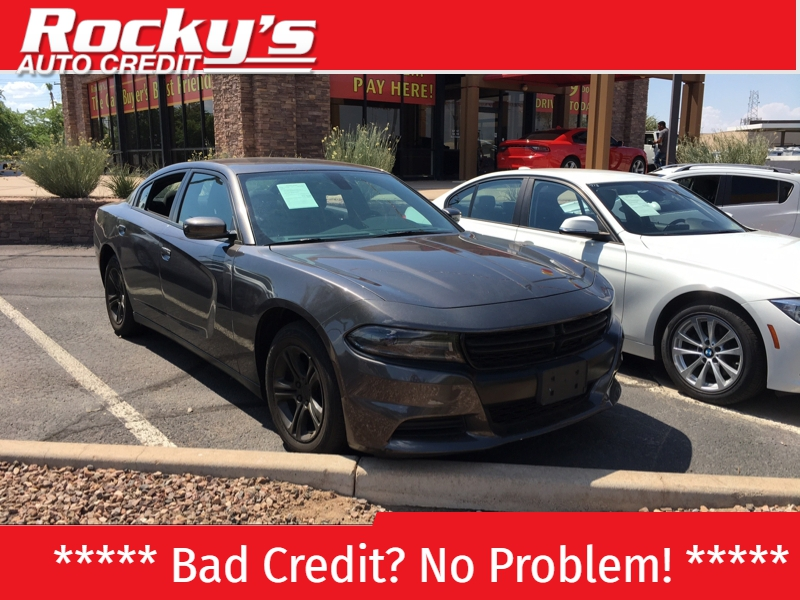 Pre-Owned 2015 Dodge Charger 4dr Sdn SE RWD
