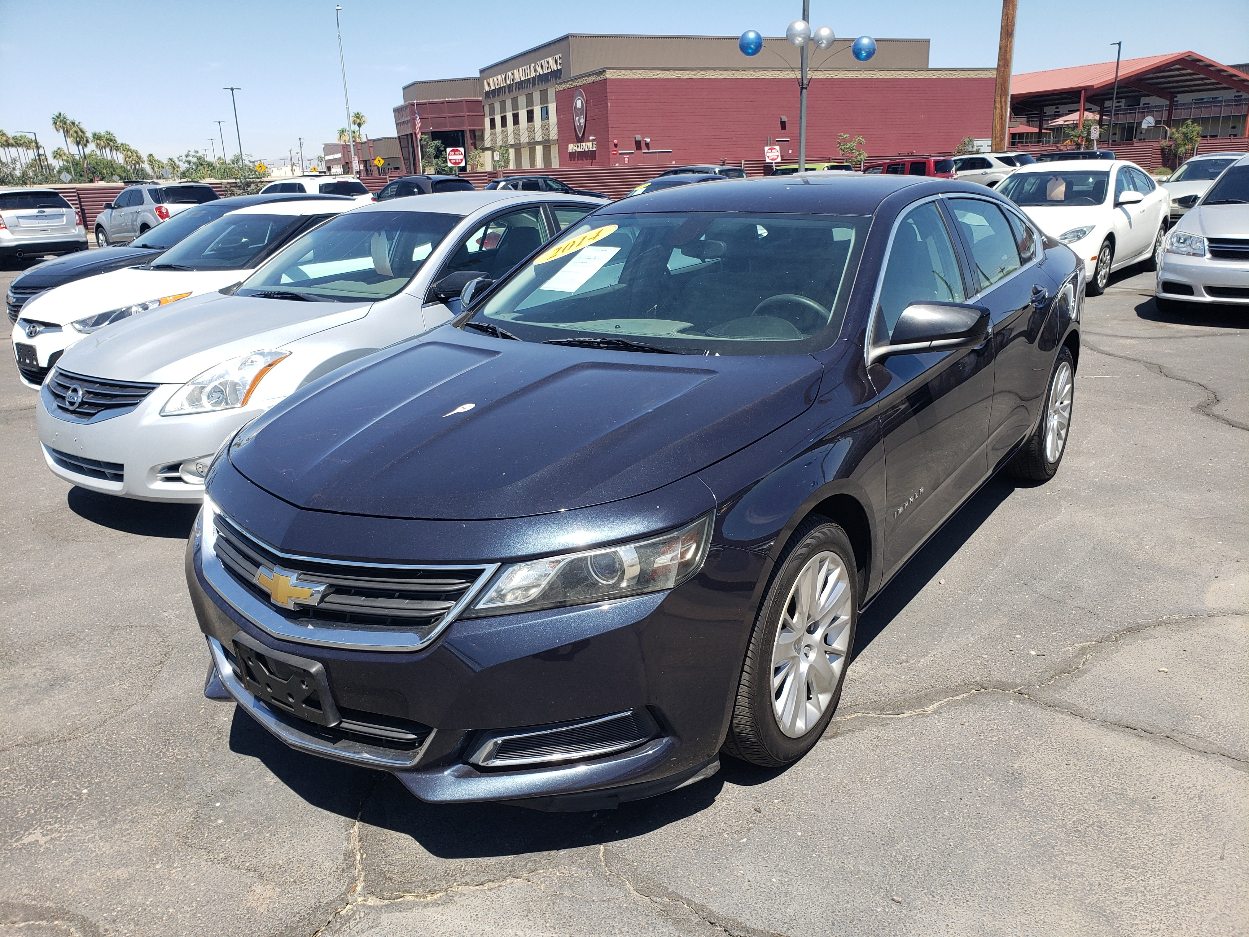 Pre-Owned 2014 Chevrolet IMPALA 4 DOOR SEDAN