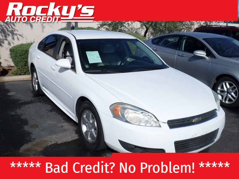 Pre-Owned 2011 Chevrolet Impala 4dr Sdn LT Fleet