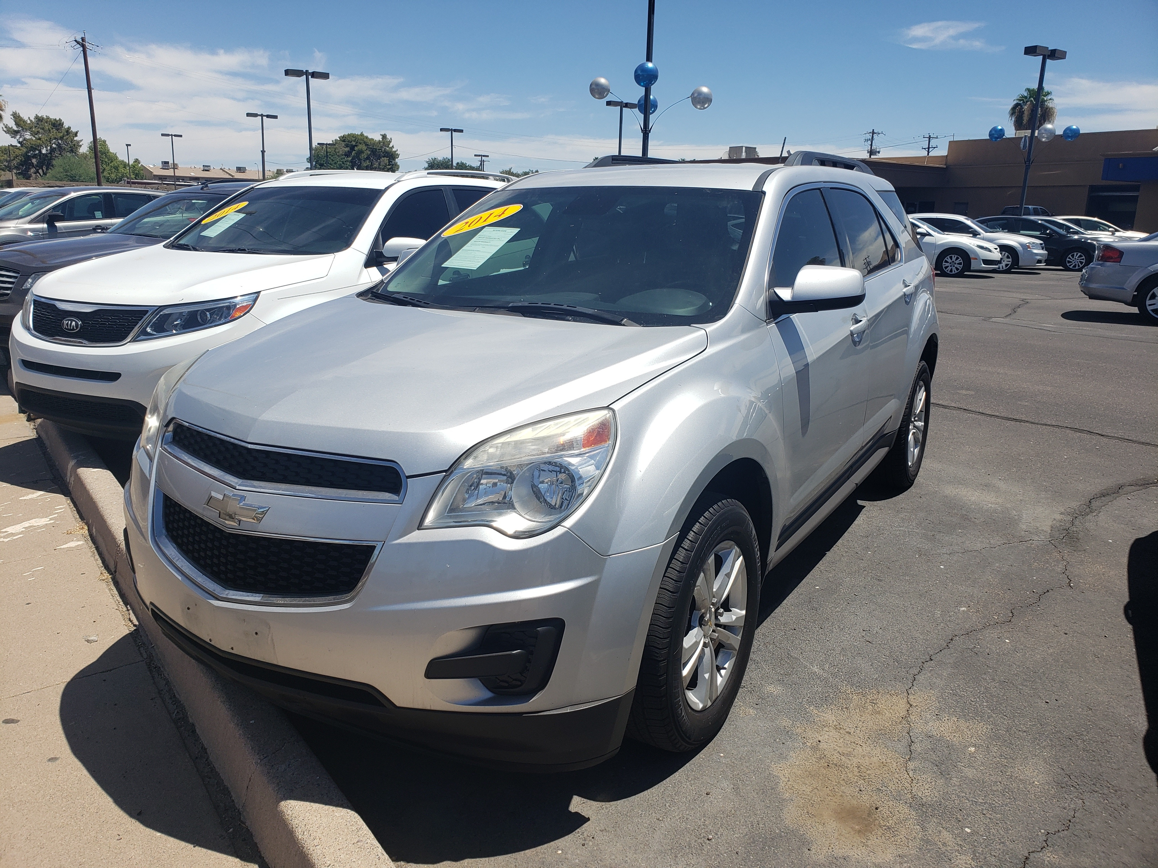 Pre-Owned 2014 Chevrolet EQUINOX 4 DOOR WAGON