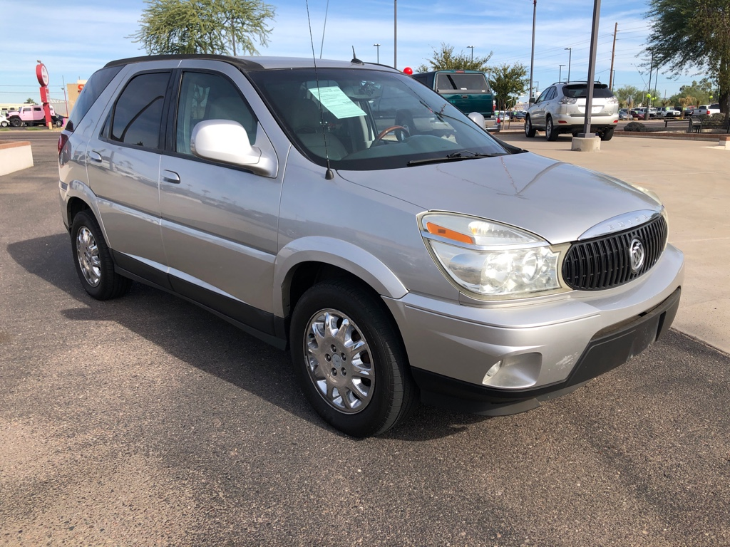 Pre-Owned 2006 Buick Rendezvous 4dr FWD