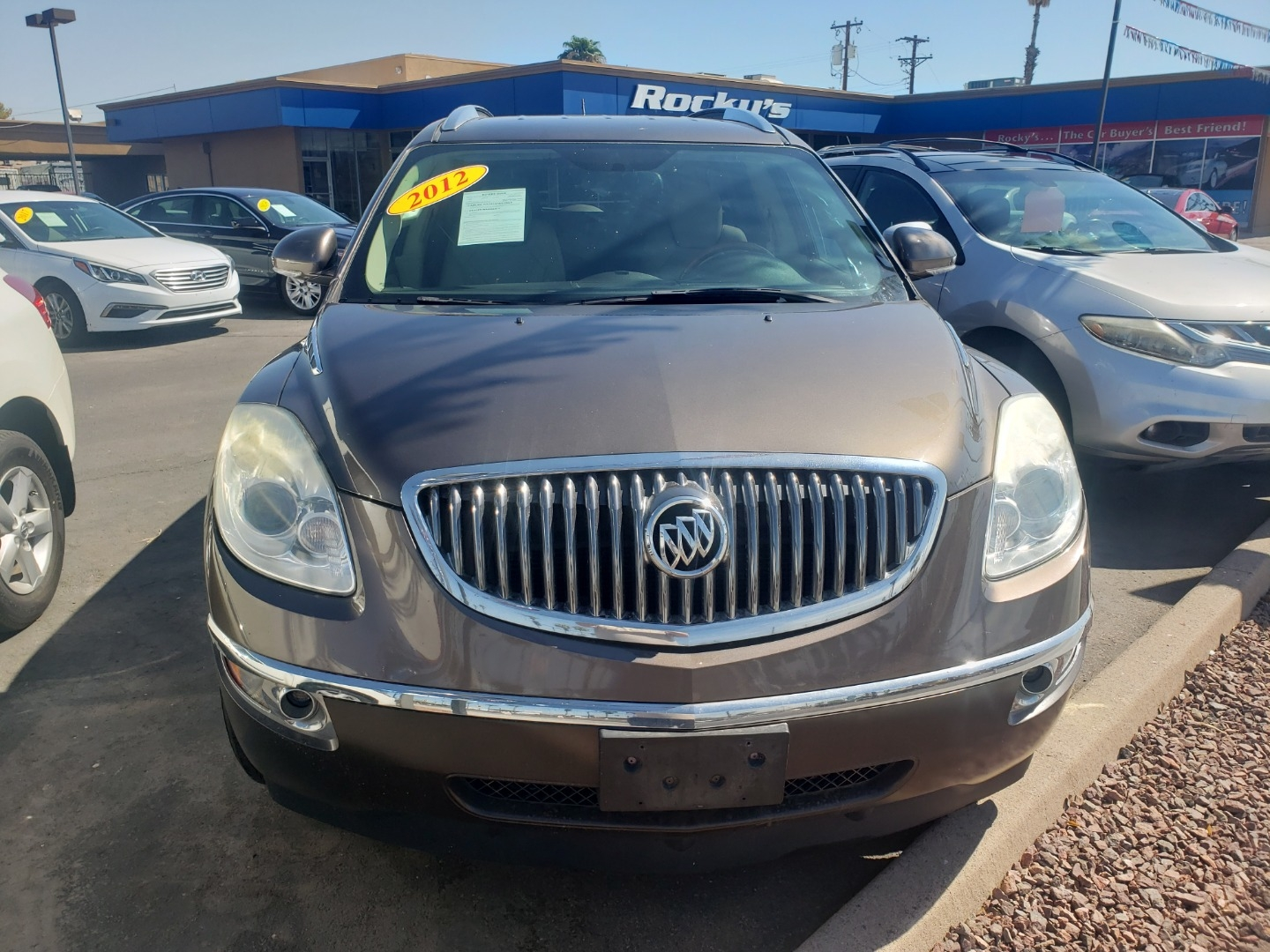 Pre-Owned 2012 Buick ENCLAVE 4 DOOR WAGON