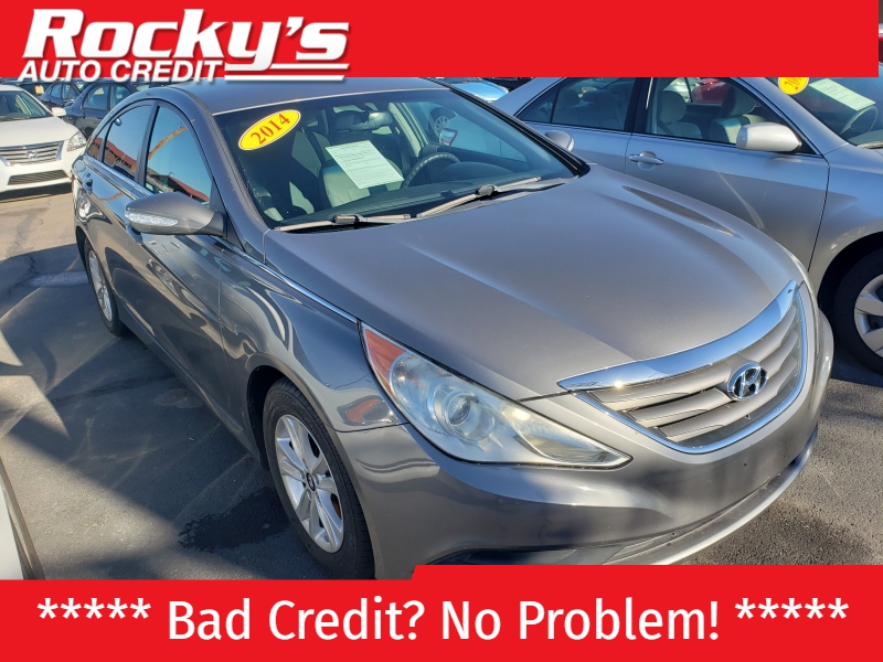 Pre-Owned 2014 Hyundai SONATA 4 DOOR SEDAN