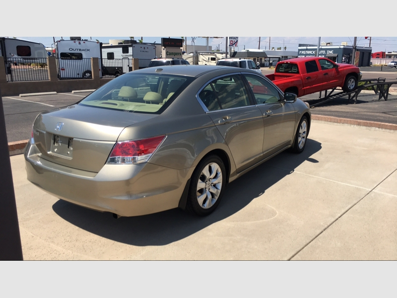 Pre-Owned 2008 Honda Accord Sdn 4dr I4 Auto EX-L