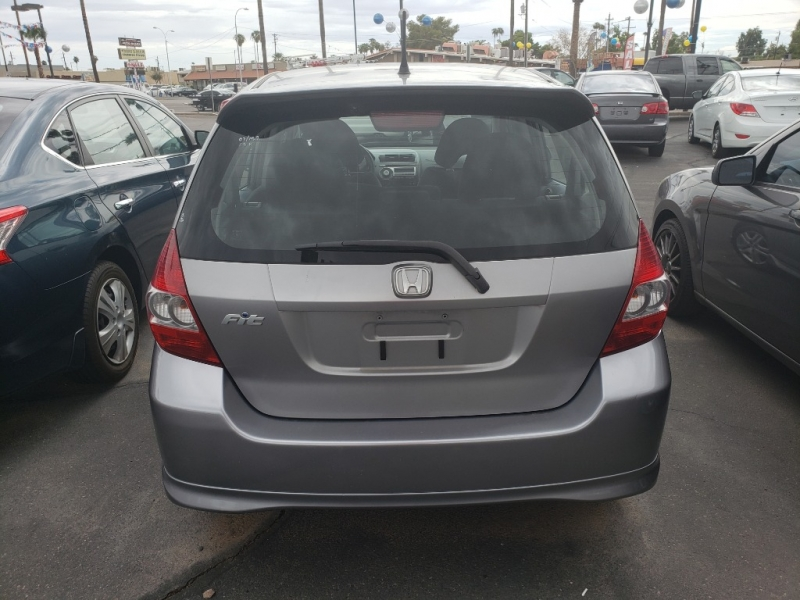 Pre-Owned 2007 Honda FIT 4 DOOR HATCHBACK