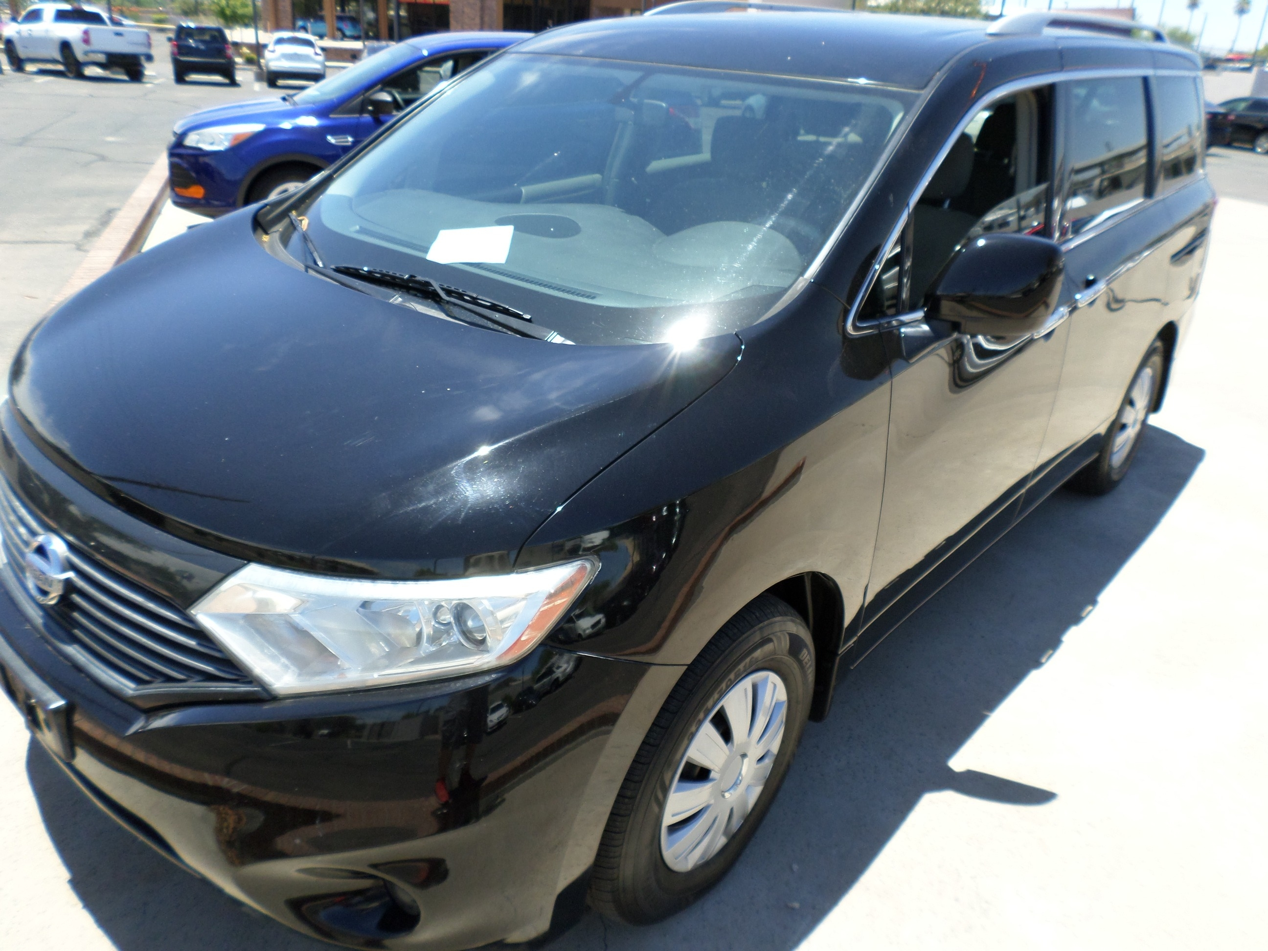 Pre-Owned 2013 Nissan Quest 4dr SV