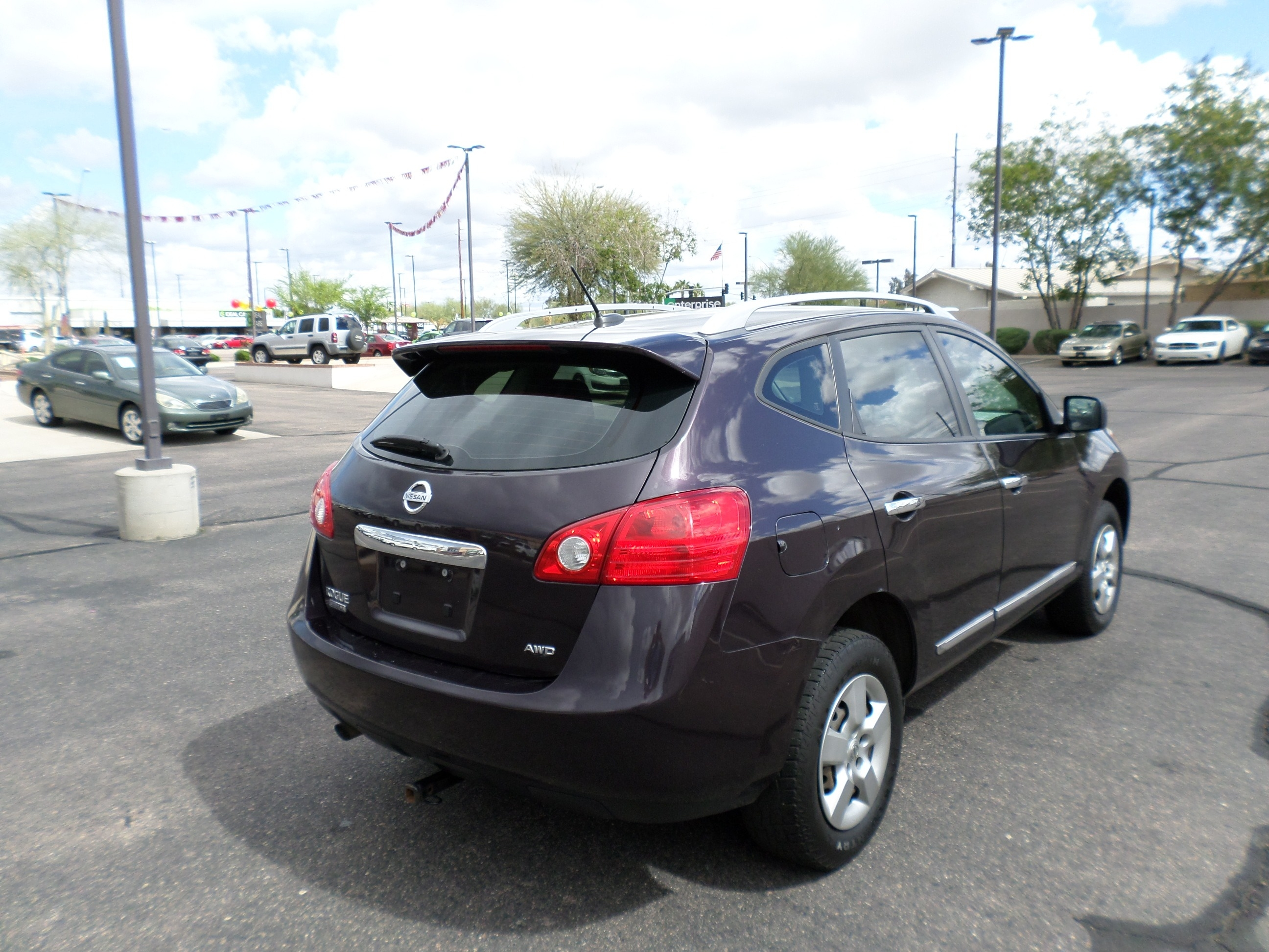 Pre-Owned 2015 Nissan Rogue Select FWD 4dr S