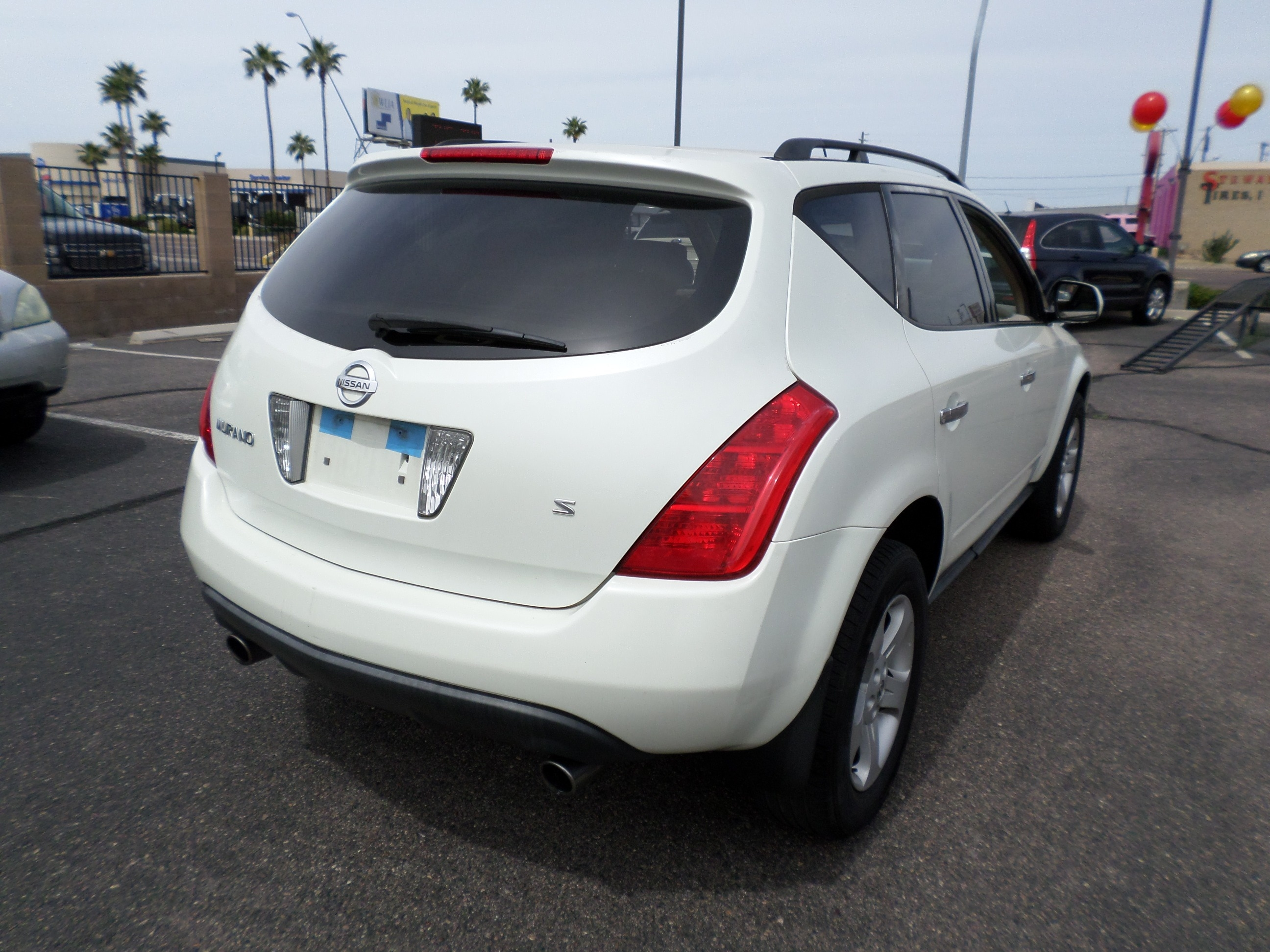 Pre-Owned 2005 Nissan Murano 4dr SL FWD V6
