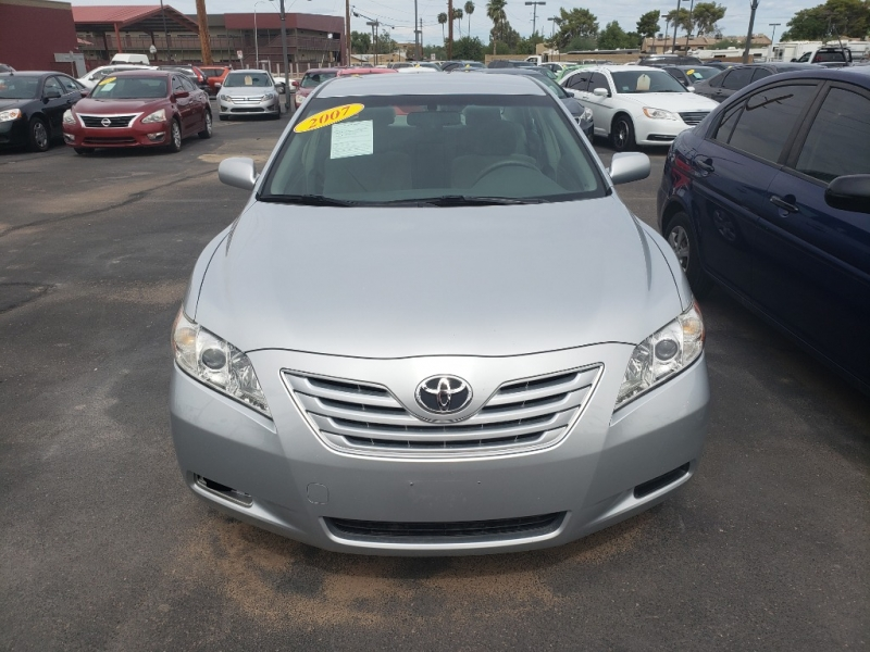 Pre-Owned 2007 Toyota CAMRY 4DSD