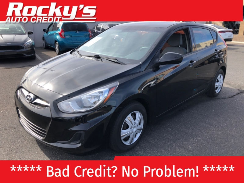 Pre-Owned 2014 Hyundai Accent 5dr HB Auto GS