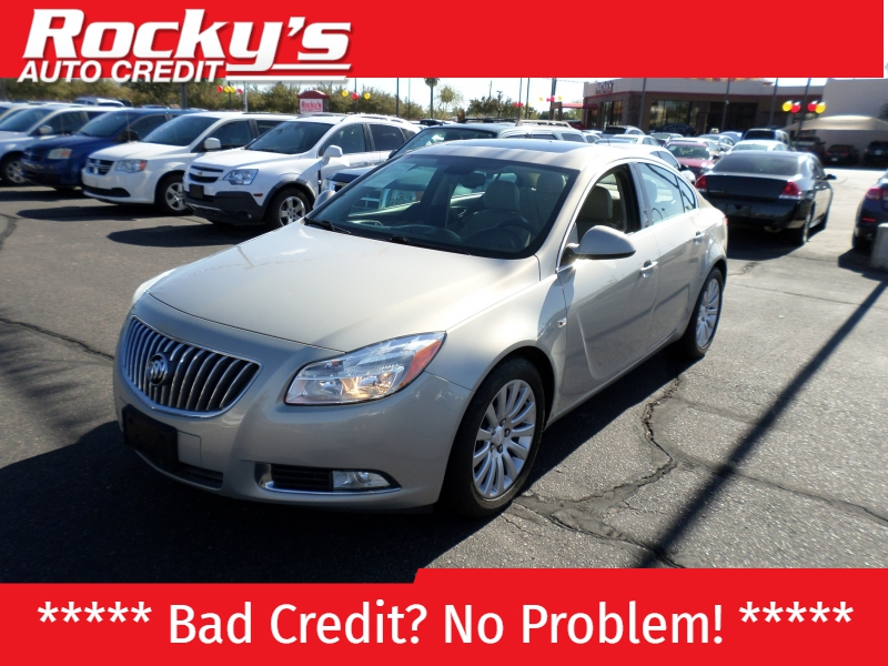 Pre-Owned 2011 Buick Regal 4dr Sdn CXL RL6 (Russelsheim) *Ltd Avail*