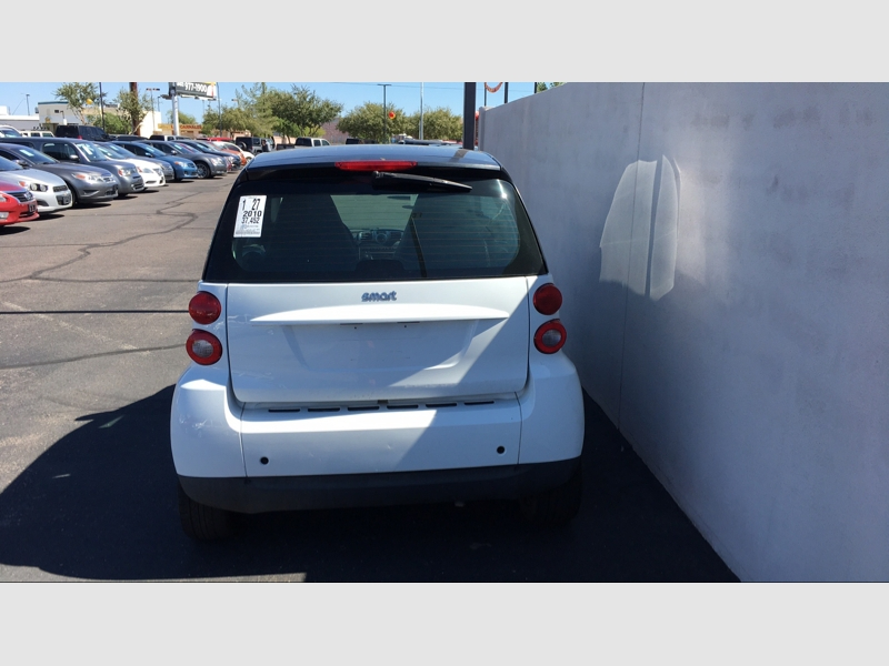 Pre-Owned 2010 smart fortwo 2dr Cpe Pure