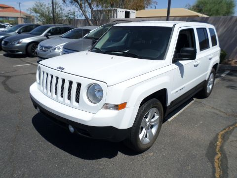 Pre-Owned 2015 Jeep Patriot FWD 4dr Latitude