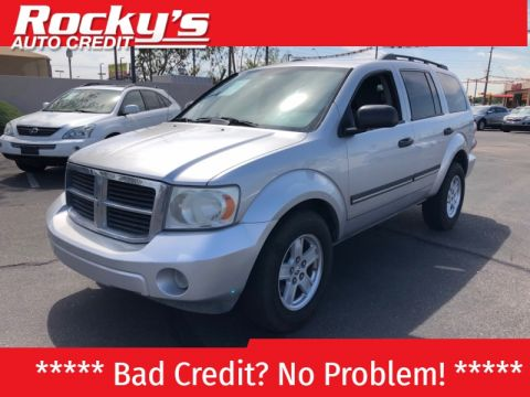 Pre-Owned 2007 Dodge Durango 2WD 4dr SLT