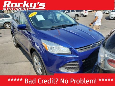 Pre-Owned 2013 Ford ESCAPE 4 DOOR WAGON