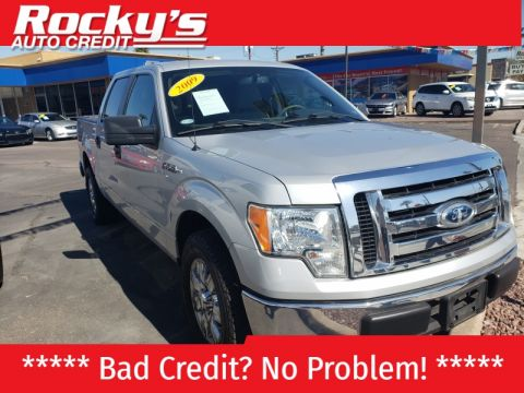Pre-Owned 2009 Ford F-150 4 DOOR CAB; STYLESIDE; SUPER CR