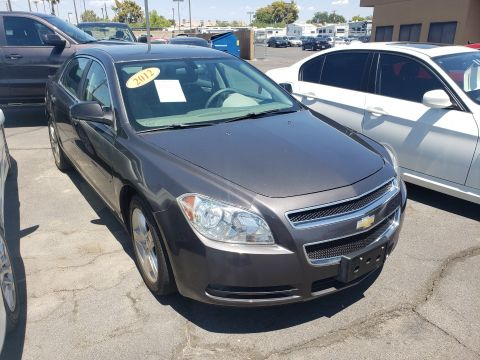Pre-Owned 2012 Chevrolet MALIBU 4 DOOR SEDAN