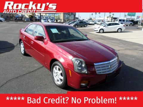 Pre-Owned 2007 Cadillac CTS 4dr Sdn 3.6L