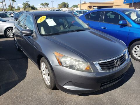 Pre-Owned 2008 Honda ACCORD 4 DOOR SEDAN