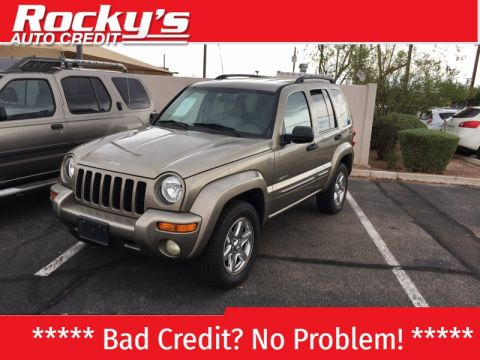 Pre-Owned 2004 Jeep Liberty 4dr Limited 4WD
