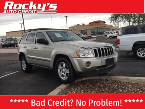 Pre-Owned 2007 Jeep Grand Cherokee 2WD 4dr Laredo