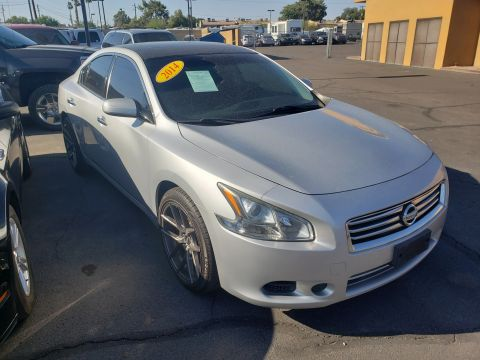 Pre-Owned 2014 Nissan MAXIMA 4 DOOR SEDAN