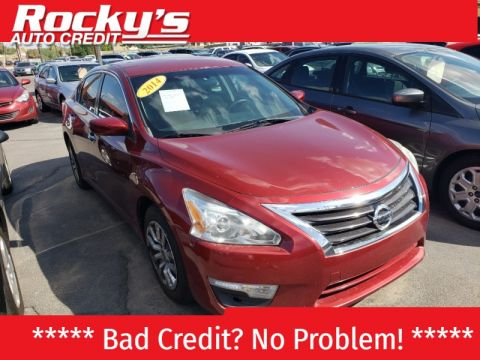 Pre-Owned 2014 Nissan ALTIMA 4DSD