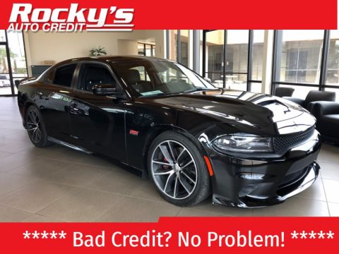 Pre-Owned 2016 Dodge Charger 4dr Sdn R/T Scat Pack RWD