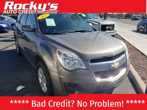 Pre-Owned 2011 Chevrolet EQUINOX 4 DOOR WAGON