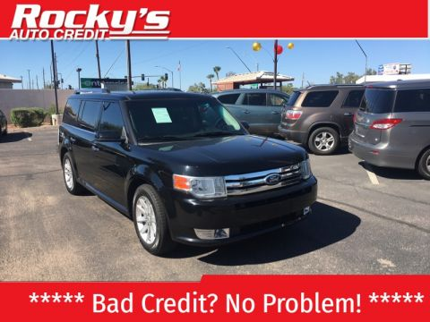 Pre-Owned 2012 Ford Flex 4dr SEL FWD