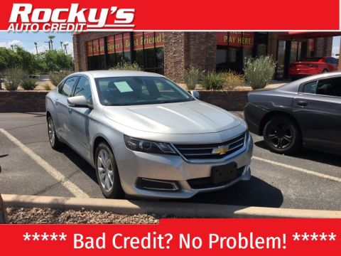 Pre-Owned 2016 Chevrolet Impala 4dr Sdn LT w/1LT