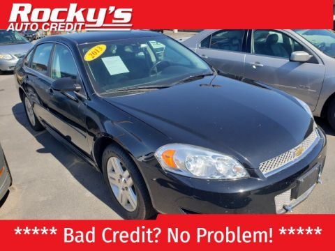 Pre-Owned 2013 Chevrolet IMPALA 4 DOOR SEDAN