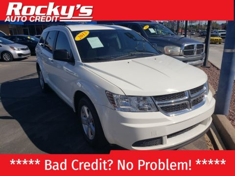 Pre-Owned 2013 Dodge JOURNEY 4 DOOR WAGON