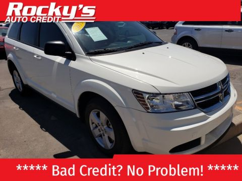 Pre-Owned 2013 Dodge JOURNEY 4DSW