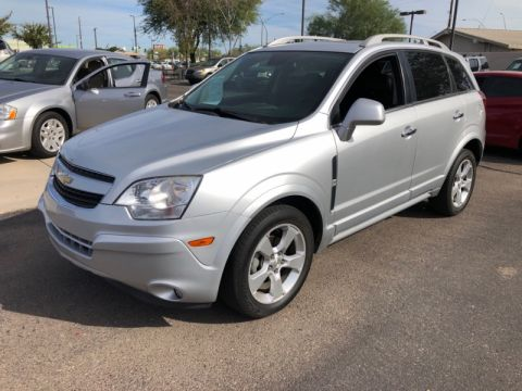 Pre-Owned 2014 Chevrolet Captiva Sport FWD 4dr LT