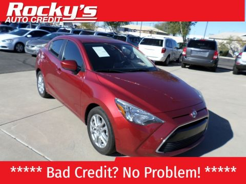 Pre-Owned 2016 Scion iA 4dr Sdn Man