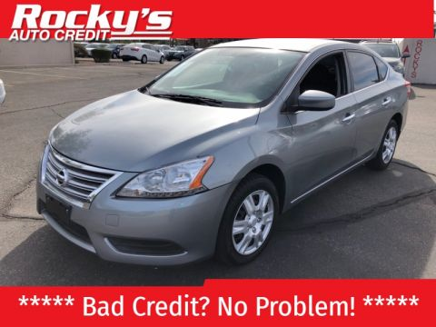 Pre-Owned 2014 Nissan Sentra 4dr Sdn I4 Manual S