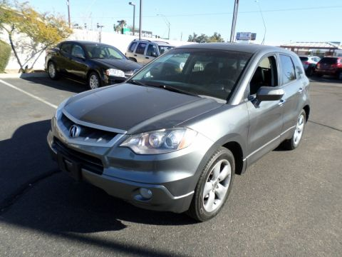 Pre-Owned 2008 Acura RDX 4WD 4dr