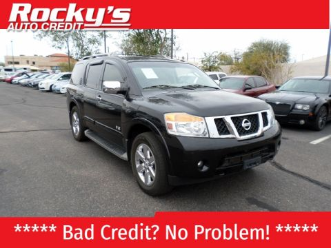 Pre-Owned 2009 Nissan Armada 4WD 4dr SE