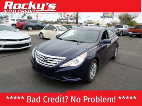 Pre-Owned 2011 Hyundai Sonata 4dr Sdn 2.4L Man GLS *Ltd Avail*
