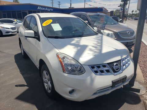 Pre-Owned 2013 Nissan ROGUE 4 DOOR WAGON